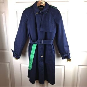3.1 Phillip Lim for Target trench coat, navy, XL